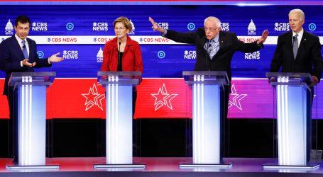 The South Carolina Debate Finally Put Bernie Sanders in the Hot Seat