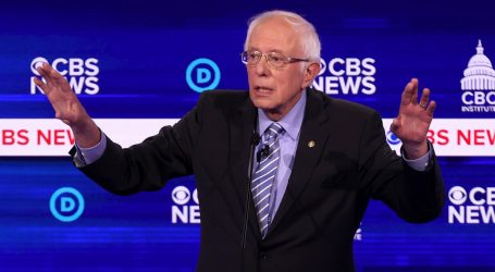 Bernie Sanders Doesn't Have a Plan to Get Rid of the Filibuster