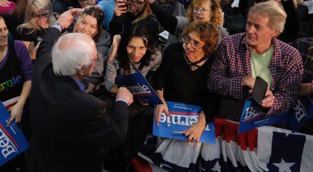 Hello, Fellow Olds: Meet Bernie Sanders' Elderly Fans