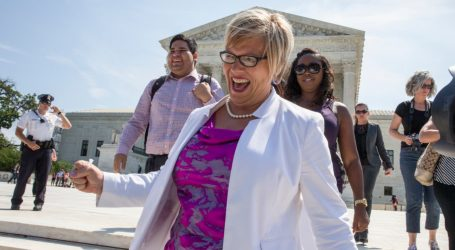 She Won an Abortion Rights Case in the Supreme Court. Now She's Watching the Same Damn Fight Again.