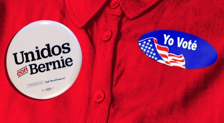On a Bad Night, Bernie Won Big With Latinx Voters. Here's How He Did It.