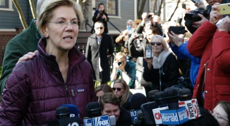 Without Missing a Beat, Elizabeth Warren Vows to Take on Gender Politics