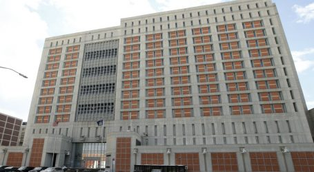 The Coronavirus Is Spreading and Reportedly There's No Soap at This Federal Jail in Brooklyn