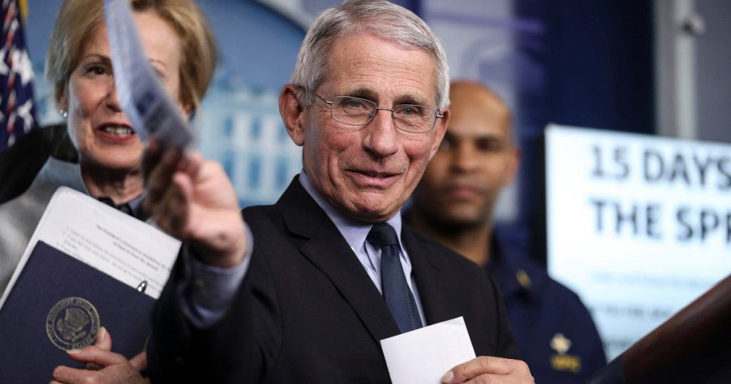 is-anthony-fauci-really-our-truthteller-in-chief?