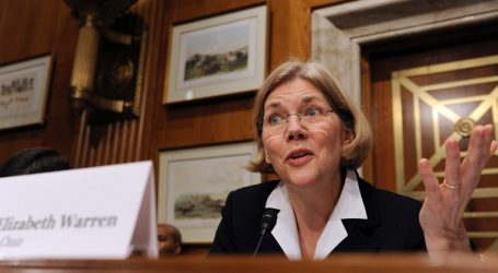 The Elizabeth Warren of This Recession Is…An Elizabeth Warren Staffer