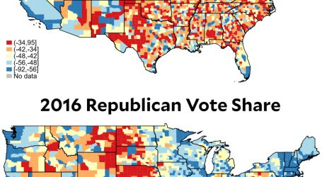 Study Says Republicans Aren't Taking Social Distancing Seriously