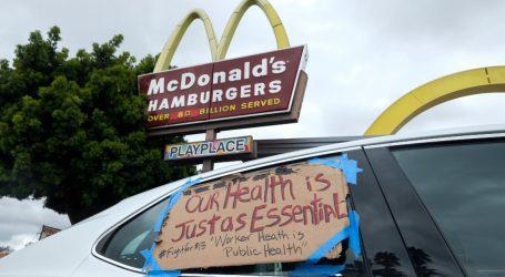 McDonald's Workers File Complaints Demanding More Coronavirus Protections