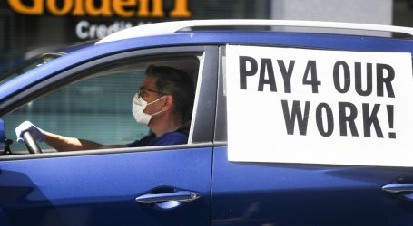 California Is Suing Uber and Lyft for Misclassifying Workers