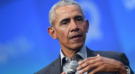 """In Leaked Audio, Barack Obama Warns That Donald Trump Is Corrupting the """"Rule of Law"""""""