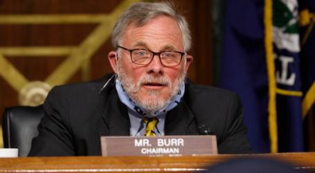 The Feds Just Executed a Search Warrant on Sen. Richard Burr, According to the LA Times