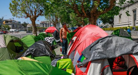 If a Pandemic Can't Force San Francisco to Reckon With Homelessness, Nothing Can
