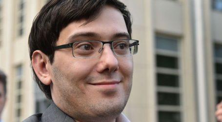 Pharma Bro Martin Shkreli Can't Leave Prison to Cure Coronavirus, Judge Rules