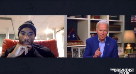 """Biden's """"Breakfast Club"""" Comment About Black Voters Was Off. So Were These 5 Claims About the Crime Bill."""