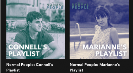 The Ambient Escapism of Normal People's Real Playlists For Imaginary Characters
