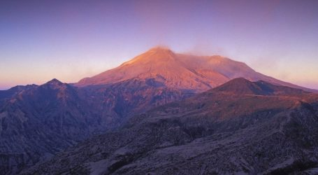 Mount St. Helens Is Going Green Again