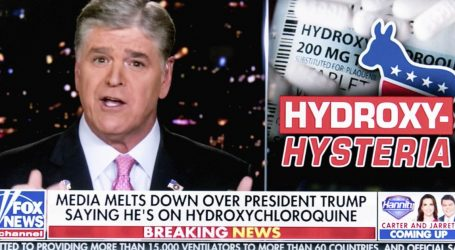 The Same Advertisers That Bankroll Fox's Bad Climate Coverage Are There for COVID-19
