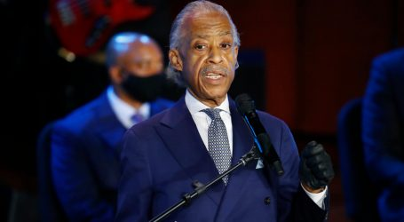 At George Floyd Memorial Service, Al Sharpton Announces March on Washington to End Police Brutality