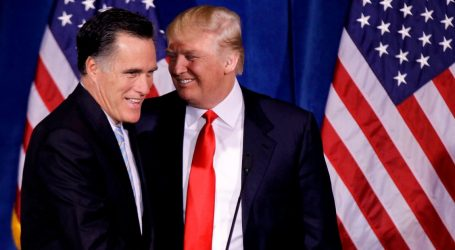 The White House Says Trump Was Offended by Romney's 47-Percent Remark. That's a Lie.