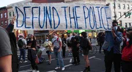 Public Support for Cutting Police Funding Is Low