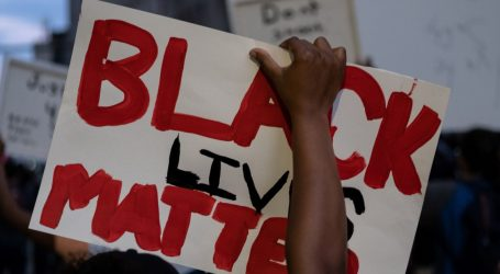 A Sundown Town Sees Its First Black Lives Matter Protest