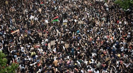 Look at These Massive Protest Crowds Around the World