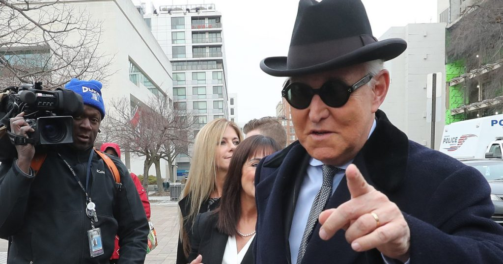 justice-department-pressured-prosecutors-to-go-easy-on-roger-stone,-attorney-says