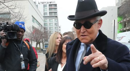 Justice Department Pressured Prosecutors to Go Easy on Roger Stone, Attorney Says
