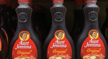 Aunt Jemima Is Not a Black Role Model