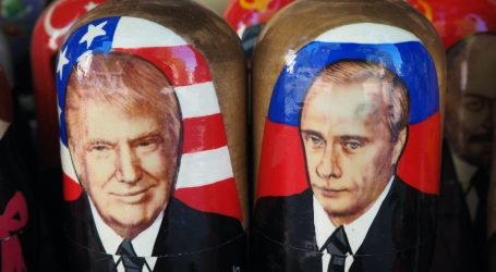 A Question That Won't Go Away: Why Does Trump Love Putin So Much?
