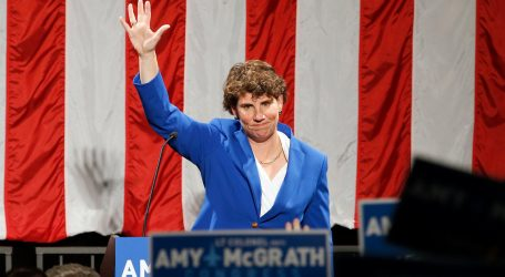 Amy McGrath Wins Kentucky Primary to Take on Mitch McConnell