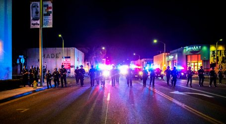 LAPD Is Offended, Calls In Sick