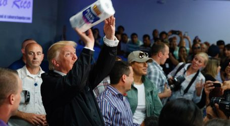Trump Allegedly Suggested Selling Puerto Rico as Hurricane Maria Approached