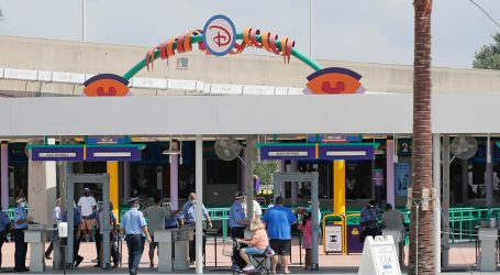 Disney World Opens Even as Coronavirus Numbers Balloon
