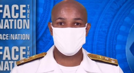 Surgeon General Explains His March Comments on Masks by Noting We Used to Give People Cocaine