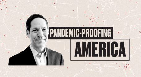 The Former Head of the CDC Has an Audacious Idea for Handling the Pandemic