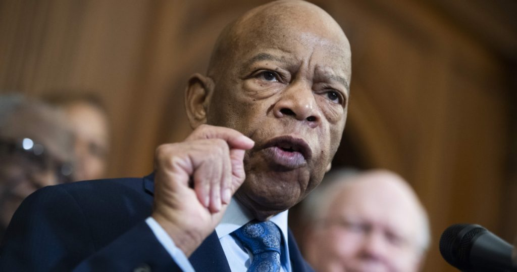 john-lewis-was-once-dismissed-even-by-his-allies-now-he's-praised-by-everyone,-give-or-take-a-president.