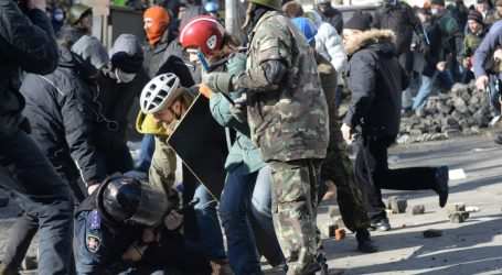 Trump Campaign Smears American Protesters With Photo From Ukraine