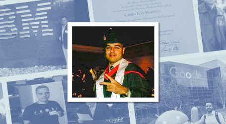355 Days After He Was Detained, and Weeks After Recovering From COVID-19, a DACA Poster Child Is Released