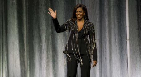 Michelle Obama's Show of Vulnerability Is a Balm for Millions. Naturally, the Right Is Throwing a Fit.