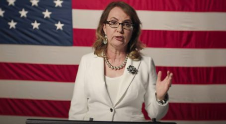Watch Gabby Giffords Urge Americans to Fight Against Gun Violence