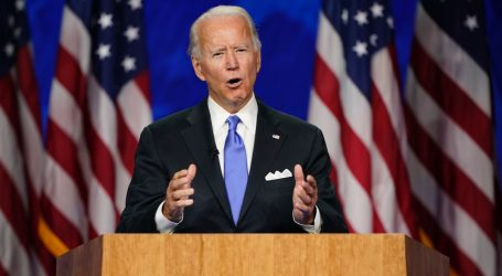 Biden's Pitch to Voters: What America Needs Now Is Empathy