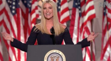 Ivanka Trump's RNC Speech Was a Preview of the Future