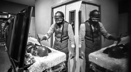"A Portrait of a ""Last Responder"": The Funeral Director Serving Louisiana's Virus-Stricken Communities"