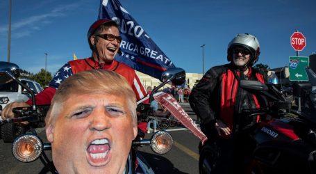 After Protesters Clash in Portland, Trump Takes to Twitter to Fan Violent Flames and Spread Misleading Claims