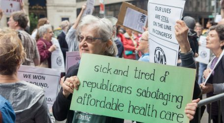 The Number of People Without Health Insurance Has Gone Up Under Trump