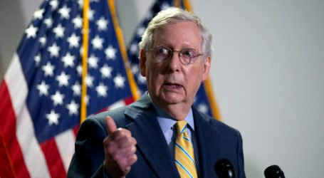 5 Times Mitch McConnell Said We Shouldn't Confirm a SCOTUS Justice in an Election Year