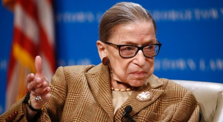 After RBG's Death, Democrats Are Donating Record Amounts