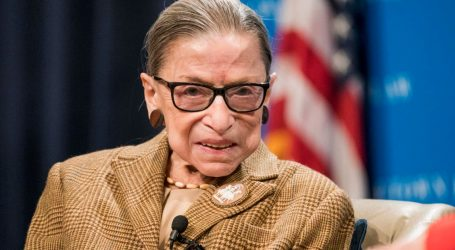 """""""A Rock of Righteousness; and My Good, Good Friend"""": SCOTUS Eulogizes Ruth Bader Ginsburg"""