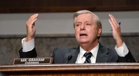 Decrying Russian Disinformation, Lindsey Graham Cites Alleged Russian Disinformation