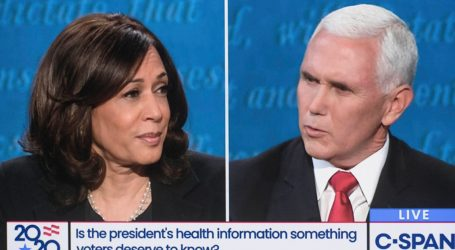 Mike Pence Showed Just How Hard It Is to Defend Donald Trump